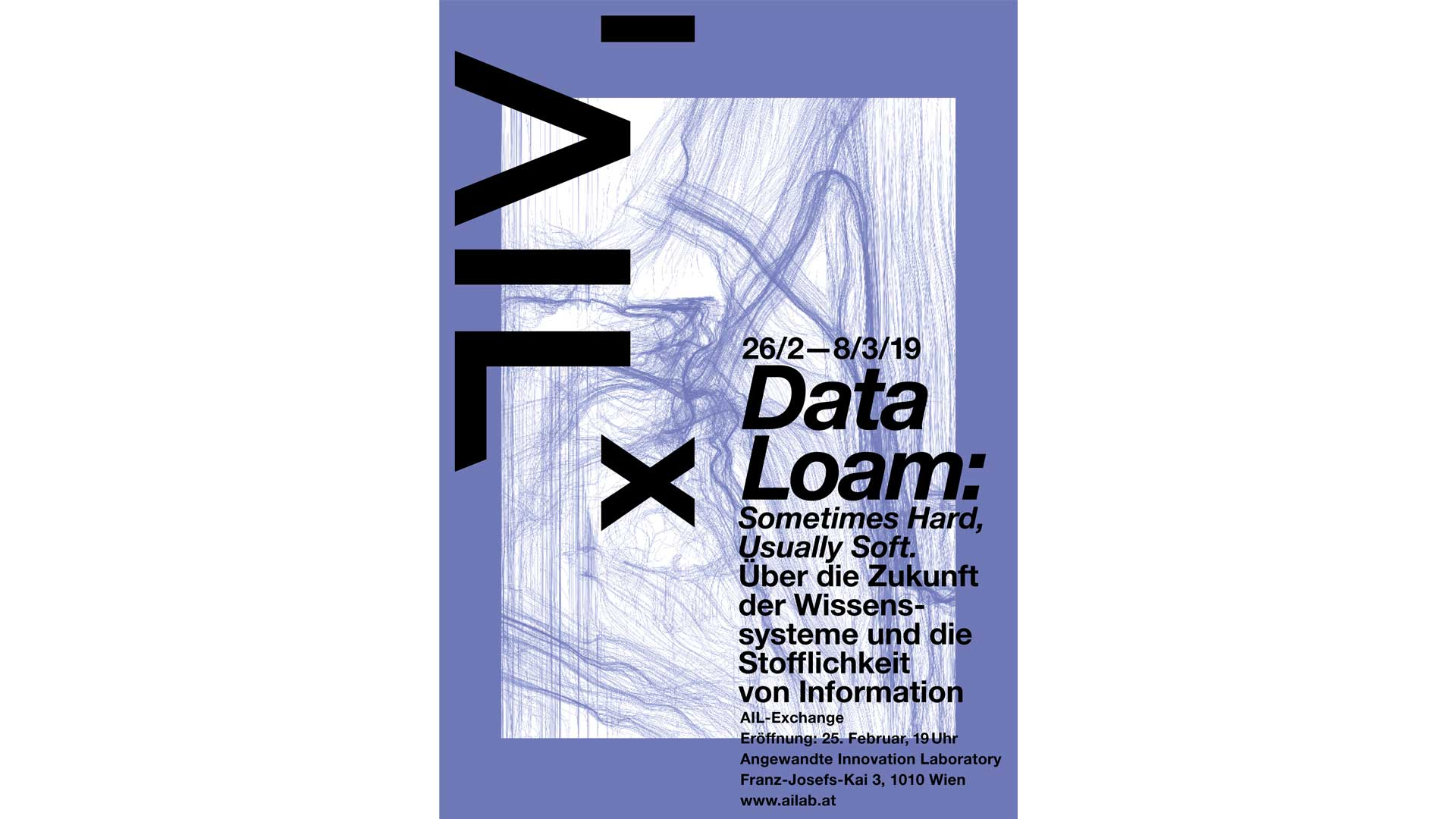 AIL data loam exhibition