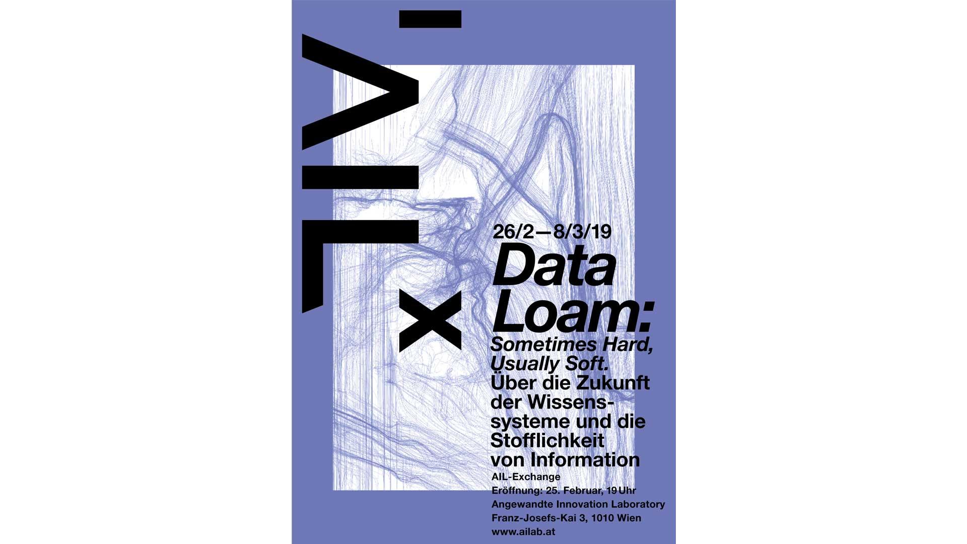 data loam exhibition