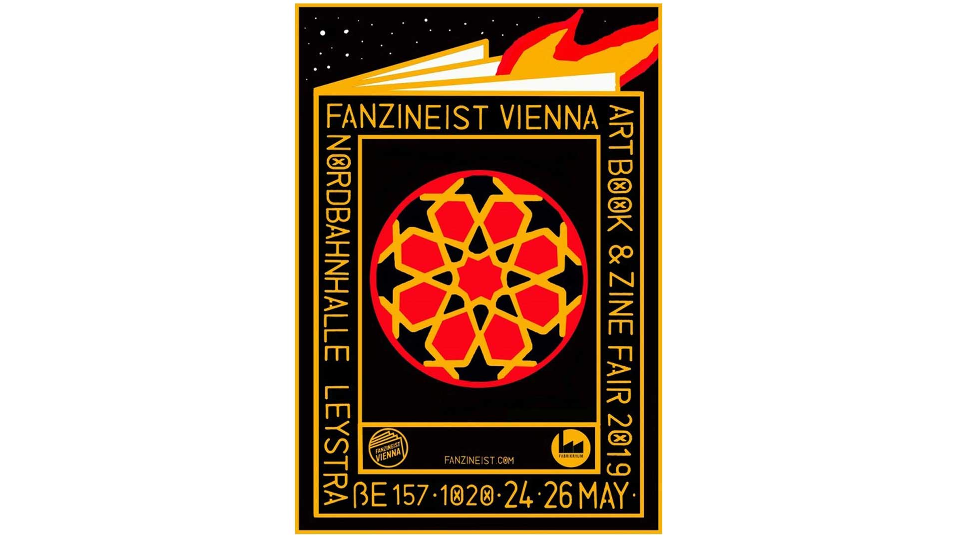 fanzineist vienna art book & zine fair