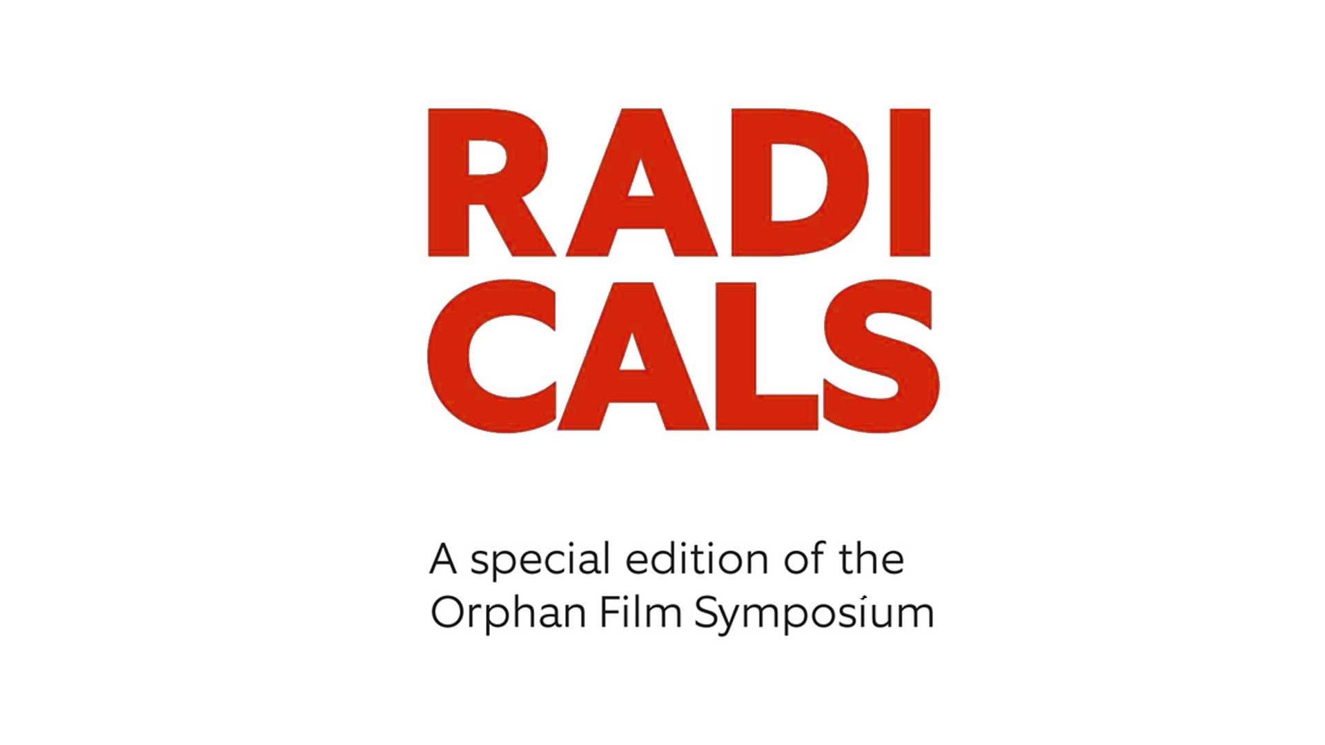 orphan film symposium