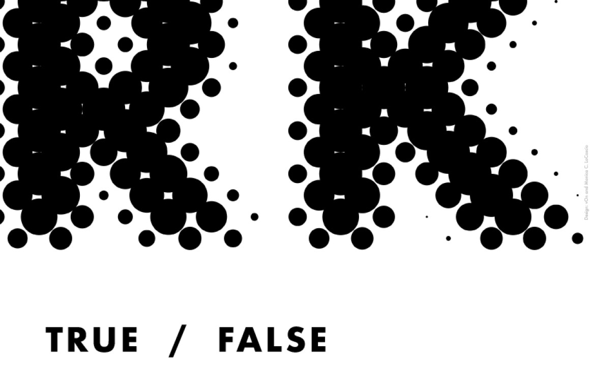 WORK OUT #2: true/false – the path in between